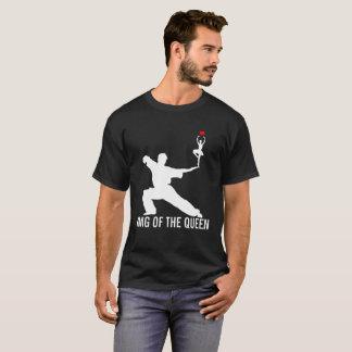 King Of The Queen unique black T-Shirt