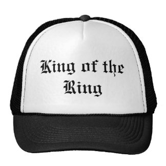 King of the Ring Cap