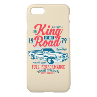 King of the Road Glossy Phone Case