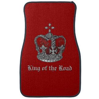 King of the Road Royal Crown Car Mats Floor Mat