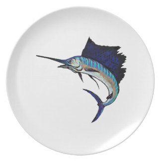 King of the Sea Plate
