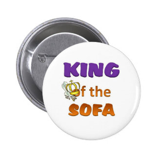 King of the sofa buttons