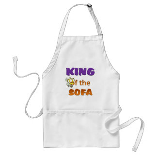 King of the sofa standard apron