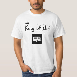 King of the Trailer Park T-Shirt