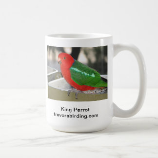 King Parrot Coffee Mug