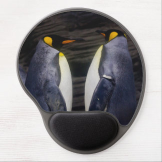 King Penguin, Animal Photography Gel Mouse Mats