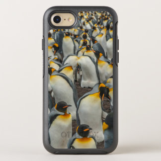 King penguin colony, Falklands OtterBox Symmetry iPhone 8/7 Case
