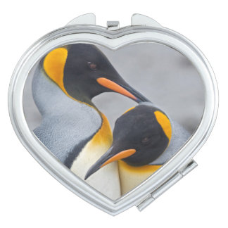 King Penguin Duet Compact Mirror