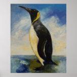 King Penguin Print