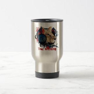 King pilot - travel commuter coffee cups & mugs