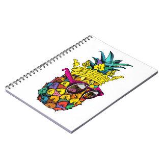 King Pine Spiral Notebook