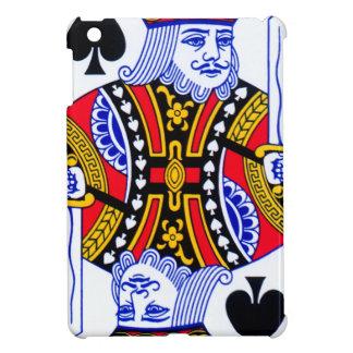 King Playing Card iPad Mini Case