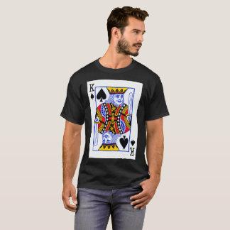 King Playing Card T-Shirt