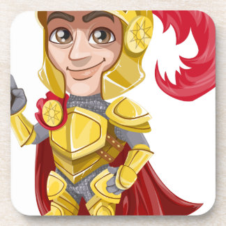 King Prince Armor Coaster