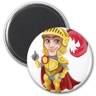 King Prince Armor Magnet