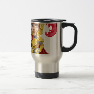 King Prince Armor Travel Mug