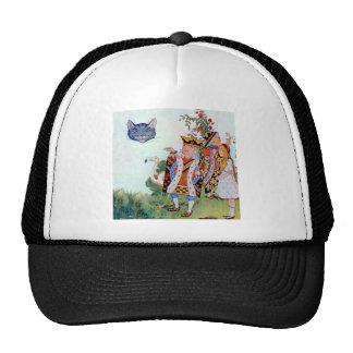 King & Queen of Hearts, Alice & the Cheshire Cat Cap