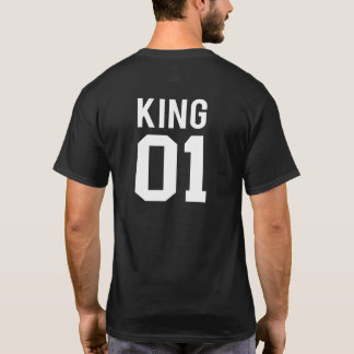 KING QUEEN PRINCESS PRINCE T-Shirt