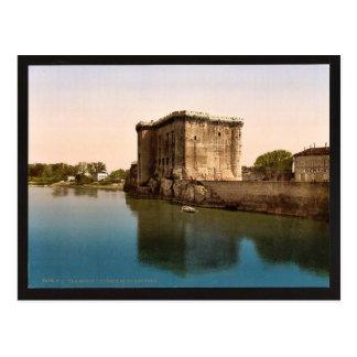 King Rene's Castle, Tarascon, Pyrenees, France vin Postcards