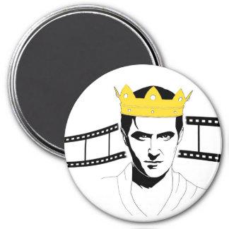 King Richard Magnet round