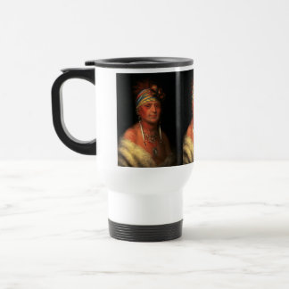 "King's ""White Plume"" mug - choose style"