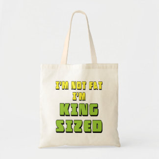King Sized Tote Bag