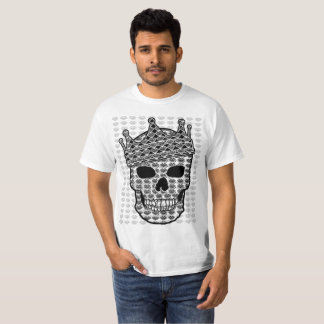King Skull Diamond T-Shirt