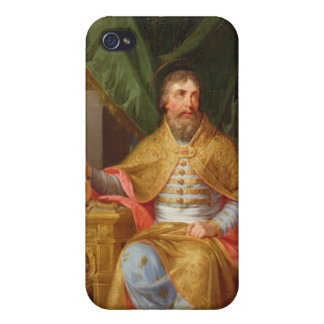 King Stephen iPhone 4 Cover