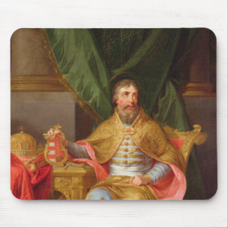 King Stephen Mouse Pad