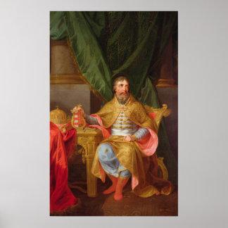 King Stephen Poster