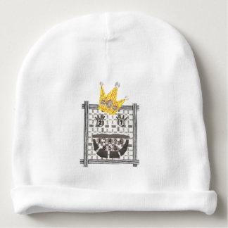 King Sudoku Baby Hat Baby Beanie