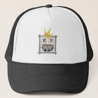 King Sudoku Baseball Cap