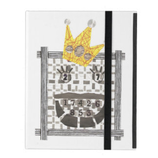King Sudoku I-Pad 2/3/4 Case
