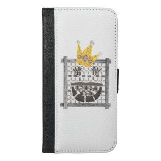 King Sudoku I-Phone 6/6s Plus Wallet Case