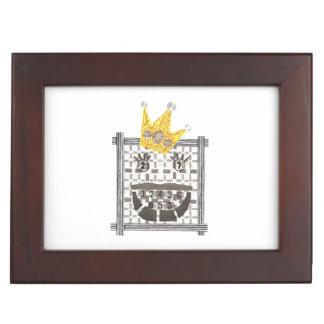 King Sudoku Keepsake Box