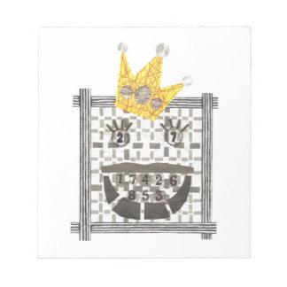 King Sudoku Notepad
