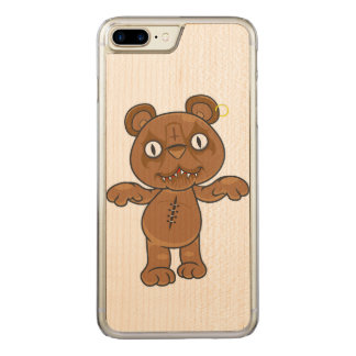 King Teddy Carved iPhone 8 Plus/7 Plus Case