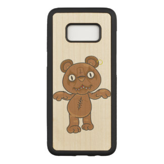 King Teddy Carved Samsung Galaxy S8 Case