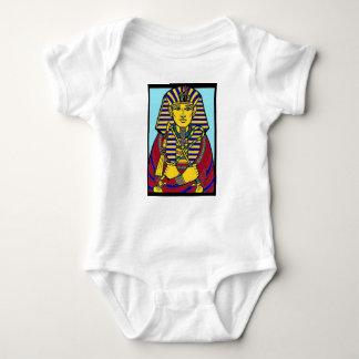 king tut baby bodysuit