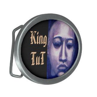 KING TUT belt buckle