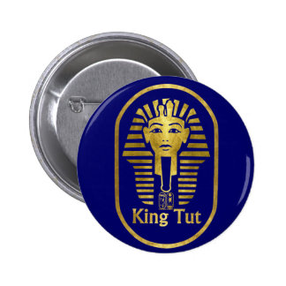 King Tut Button