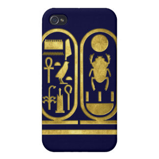 King Tut Cartouche Case For The iPhone 4