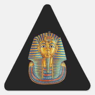 King Tut Dark Stickers