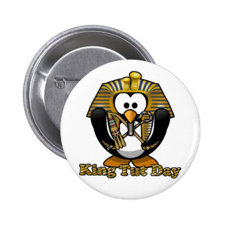 King Tut Day Pinback Button