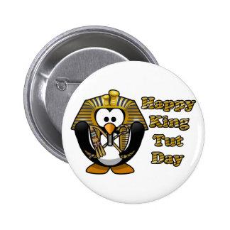 King Tut Day Pin