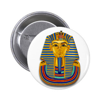 King Tut Mask Pins