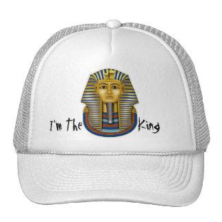 King Tut Mask Costume Tees n Stuff Cap