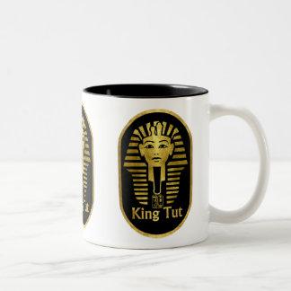 King Tut Coffee Mugs