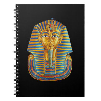 King Tut Notebook