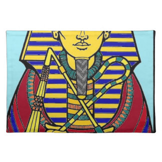 king tut placemat